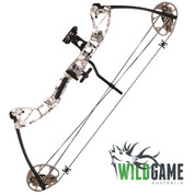Rex Skull Camo Compound Bow 45lb