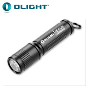Black Olight i3E Keychain LED Torch