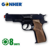 Die Cast Beretta 92F Black