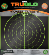 TruGlo 12 Pack Self-Adhesive Target