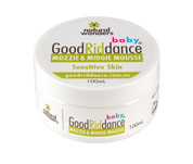 Natural Wonders Good Riddance Mozzie & Midgie Baby Mouse-100ml Tub