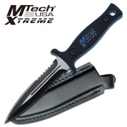 M-Tech Xtreme Double Edged Knife