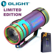 Olight S Mini Titanium LED Torch - 550Lm