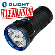 Olight X7 Marauder LED Torch - Damaged Box
