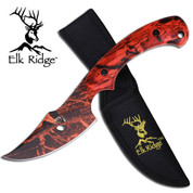 Elk Ridge Orange Blade & Handle Skinner Knife