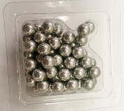 Marksman Steel Slingshot Pellets 9.5mm - Wet