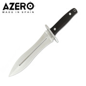 Azero Ebony Hunting Knife