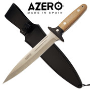 Azero Full Tang Pig Sticker Hunting Knife