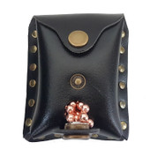 Genuine Leather Pellet Carry Pouch