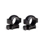 Set of 2 Riflescope Low Rings 1""