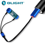 Olight Torch Battery & Charger Kit