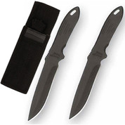 Night Thrower Heavy Duty Throwing Knives - No Box