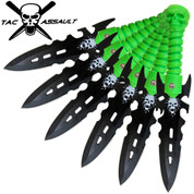 Zombie Dart Throwing Knives 6pc
