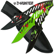 Z-Hunter - 3pc Throwing Knife Set
