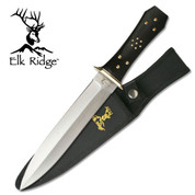 Elk Ridge Big Brass Studded Dagger