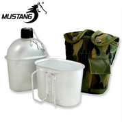 1QT Camo Canteen  with Cup