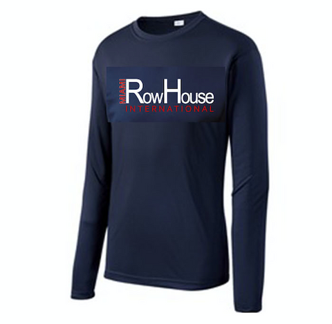 ST350 Long Sleeve-   Lightweight, roomy and highly breathable, these moisture-wicking, value-priced tees feature PosiCharge technology to lock in color and prevent logos from fading.  3.8-ounce, 100% polyester with PosiCharge technology Removable tag for comfort and relabeling Set-in sleeves