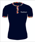 Custom Miami RowHouse Henley Shirt