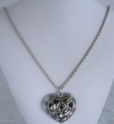 koru Heart Necklace