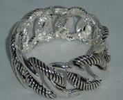 Silver Stretch Bracelet 65