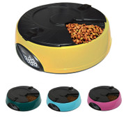 6 Day Auto Pet Feeder