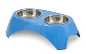 Pet Feeding Bowl Double
