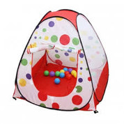 Pop up House tent with Dots