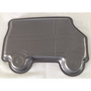3D Truck shape cake pan baking mould
