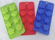 Shell Silicone Ice / Chocolate Mould