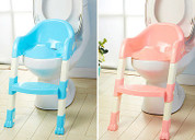 Toilet Trainer Training Seat with ladder