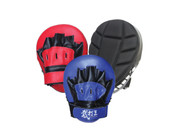 Leather Boxing Training Focus Pads / Mitts