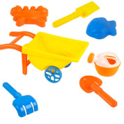 Beach Toys set / Wheelbarrow set
