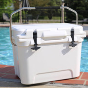 Chilly Bin / Cooler Box  20Lt Bin Kiwi kooler White