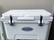 Chilly Bin Cooler Box  45L Bin Kiwi kooler Light Grey