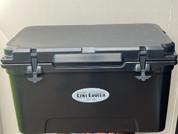 Chilly Bin Cooler Box  65Lt Bin Kiwi Kooler  Black