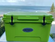 Chilly Bin Cooler Box  65Lt Bin Kiwi Kooler Lime