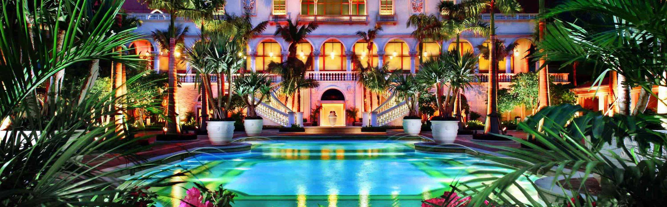 Miami sightseeing tours - Venetian Pool