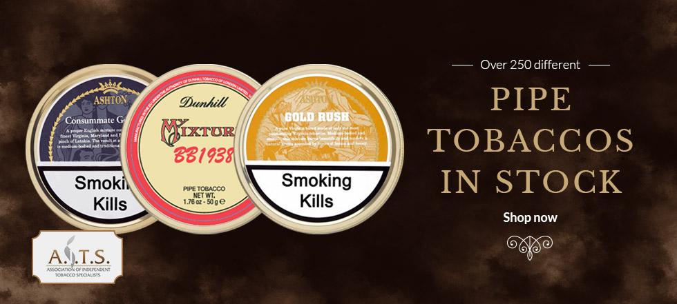 GQ Tobaccos - Mail Order Tobacco Specialist