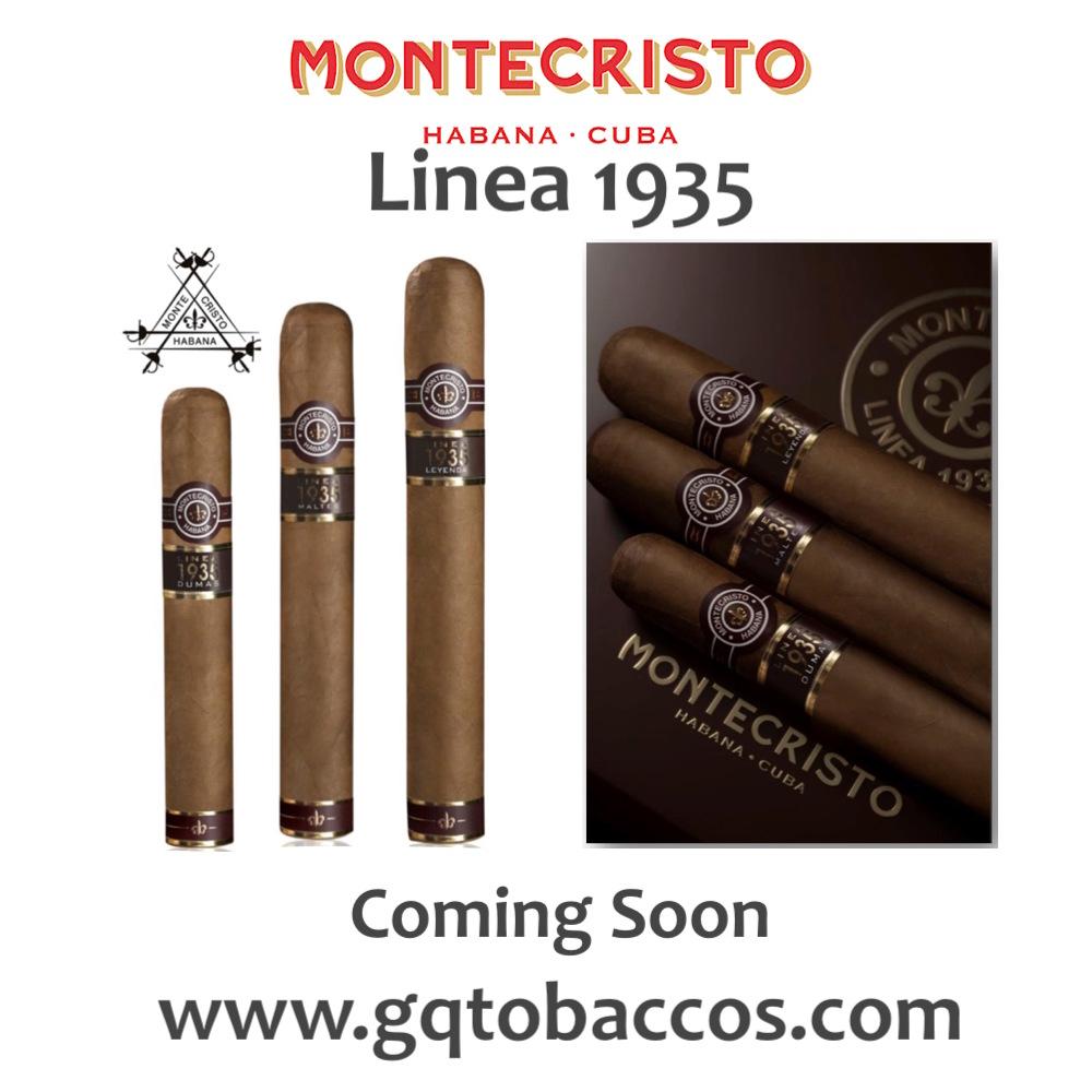 Montecristo Linea 1935 Cigars