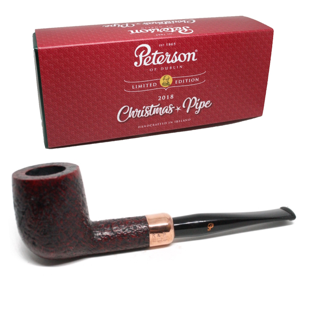 Peterson Christmas Box 2020 Christmas Peterson Pipes | Tobacco Pipes | GQ Tobaccos