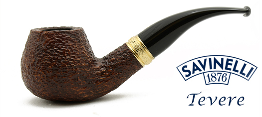Savinelli Tevere Pipes at GQTobaccos