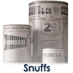 A series of articles relating to snuff, its manufacture and the many styles.