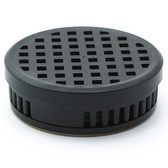 Cigar Humidifier (Round Black)