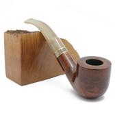 Molina - Horn Bent Pot (Brown)