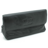 Wilsons -  2 Pipe Combination Pouch (Black) [3517]
