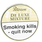 Peterson - De Luxe Mixture - Pipe Tobacco 50g Tin
