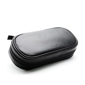 Peterson - Pipe Travel Bag - Black Leather (132)