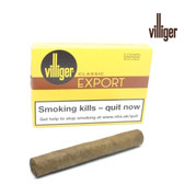 Villiger - Export Round - Pack of 5 Cigars