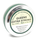 Wilsons of Sharrow Snuff - Queens Extra Strong - 25g - Large Tin