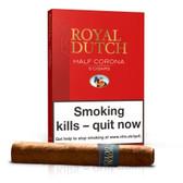 Ritmeester - Royal Dutch - Half Corona - Pack of 5